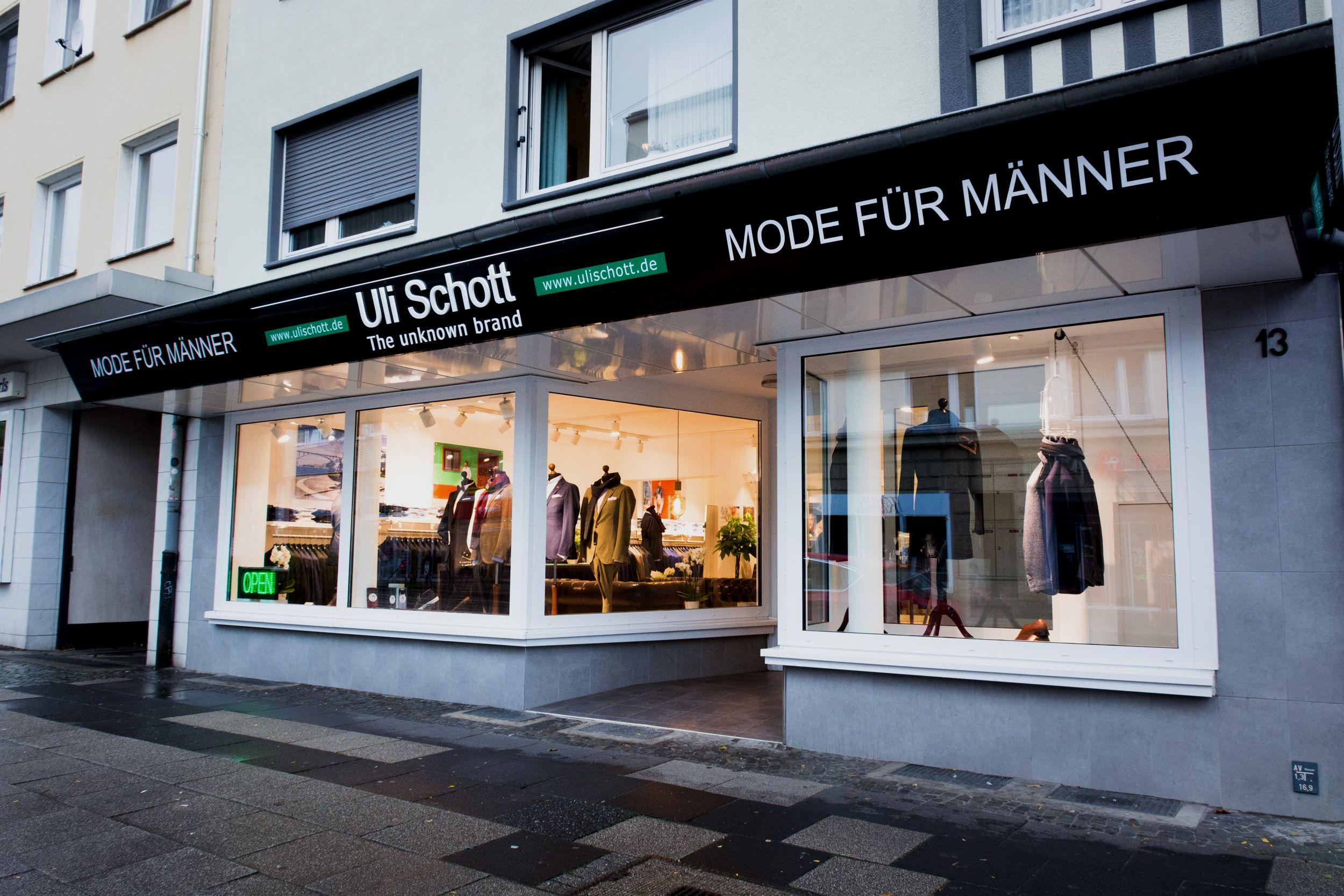 Uli Schott - The unknown brand