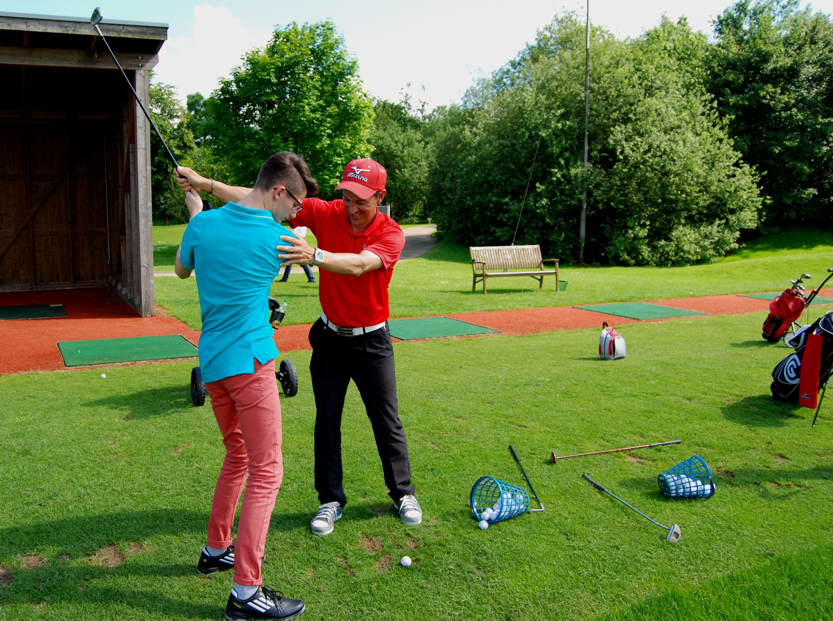 Tim Longley | Golfcoach