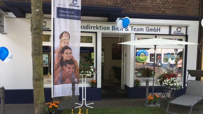 Bien&Team Bezirksdirektion Continentale