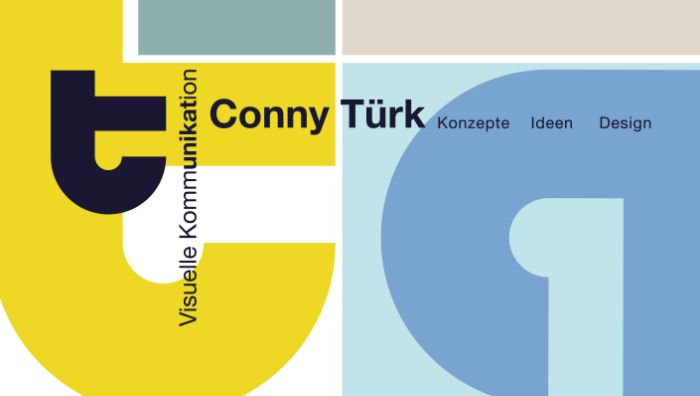 Conny Türk, Visuelle KommUNIKATion