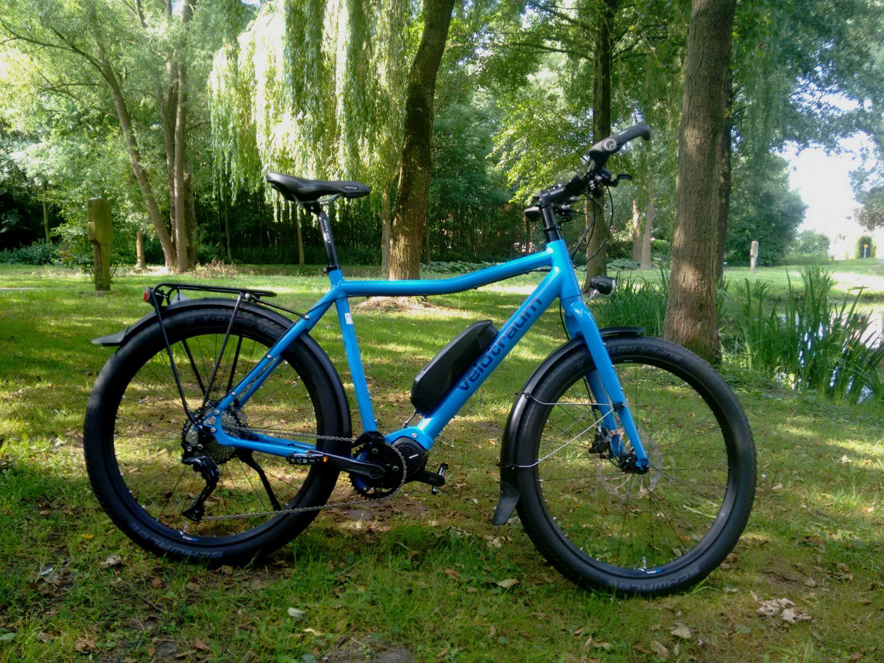 XXL-bikes | Frank Raußen