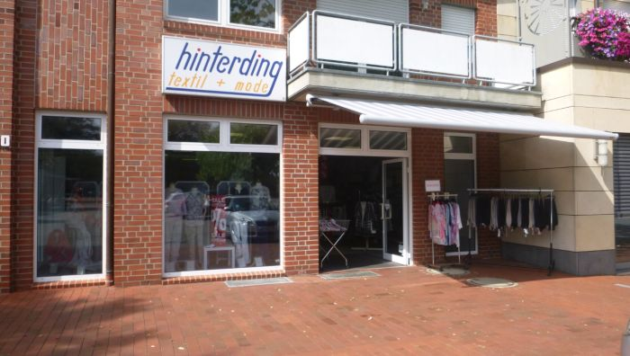 Textil & Mode Hinterding