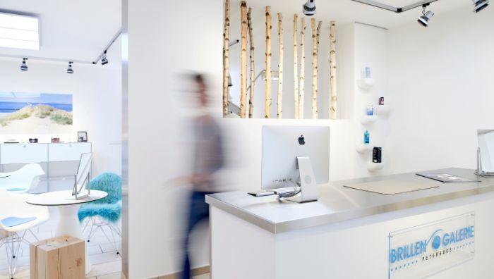 Brillen-Galerie Peterburs