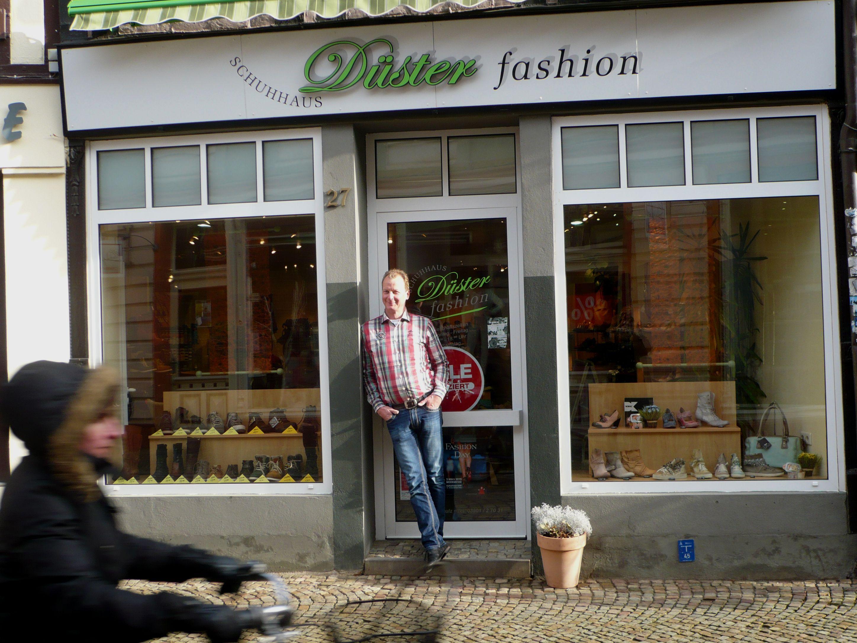 Schuhhaus Düster Fashion