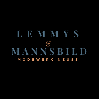 Modewerk Lemmys u. Mannsbild Neuss