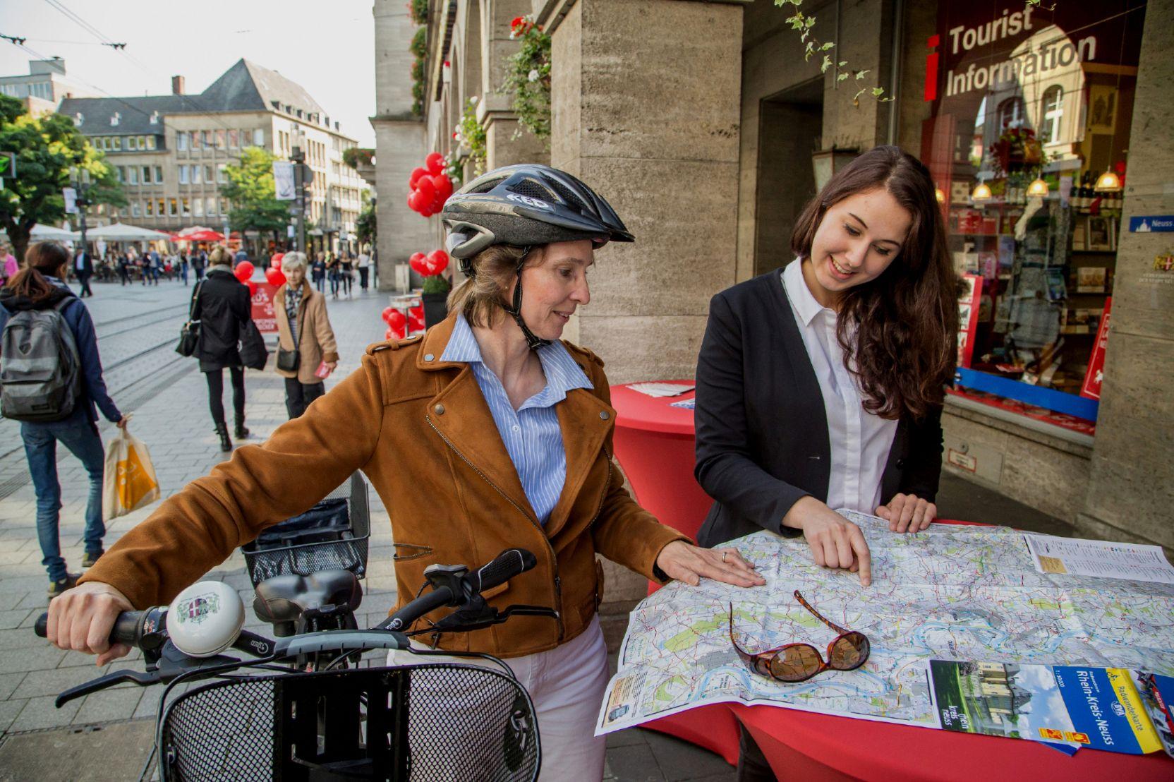 Tourist Information Neuss