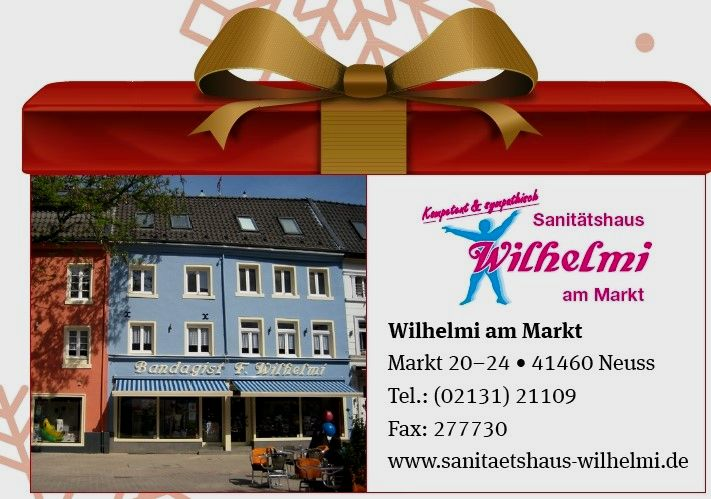 Sanitätshaus Wilhelmi
