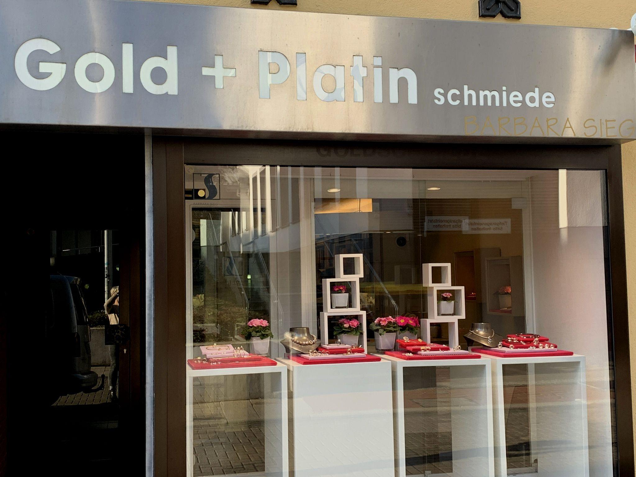 Gold & Platinschmiede Barbara Sieg