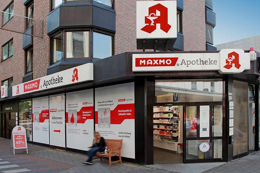 MAXMO Apotheke am Neumarkt