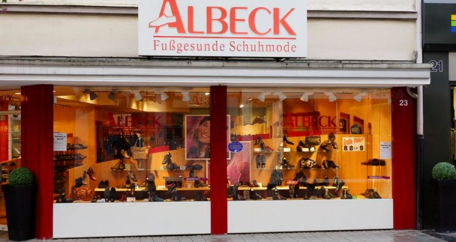 Schuhhaus Albeck Neuss Gutscheine