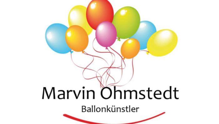 Ballonkünstler Marvin Ohmstedt