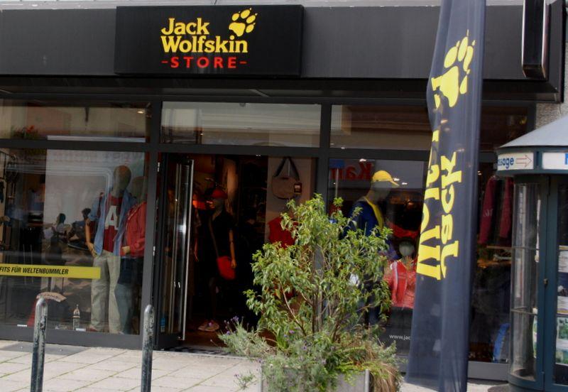 JACK WOLFSKIN Store Grevenbroich