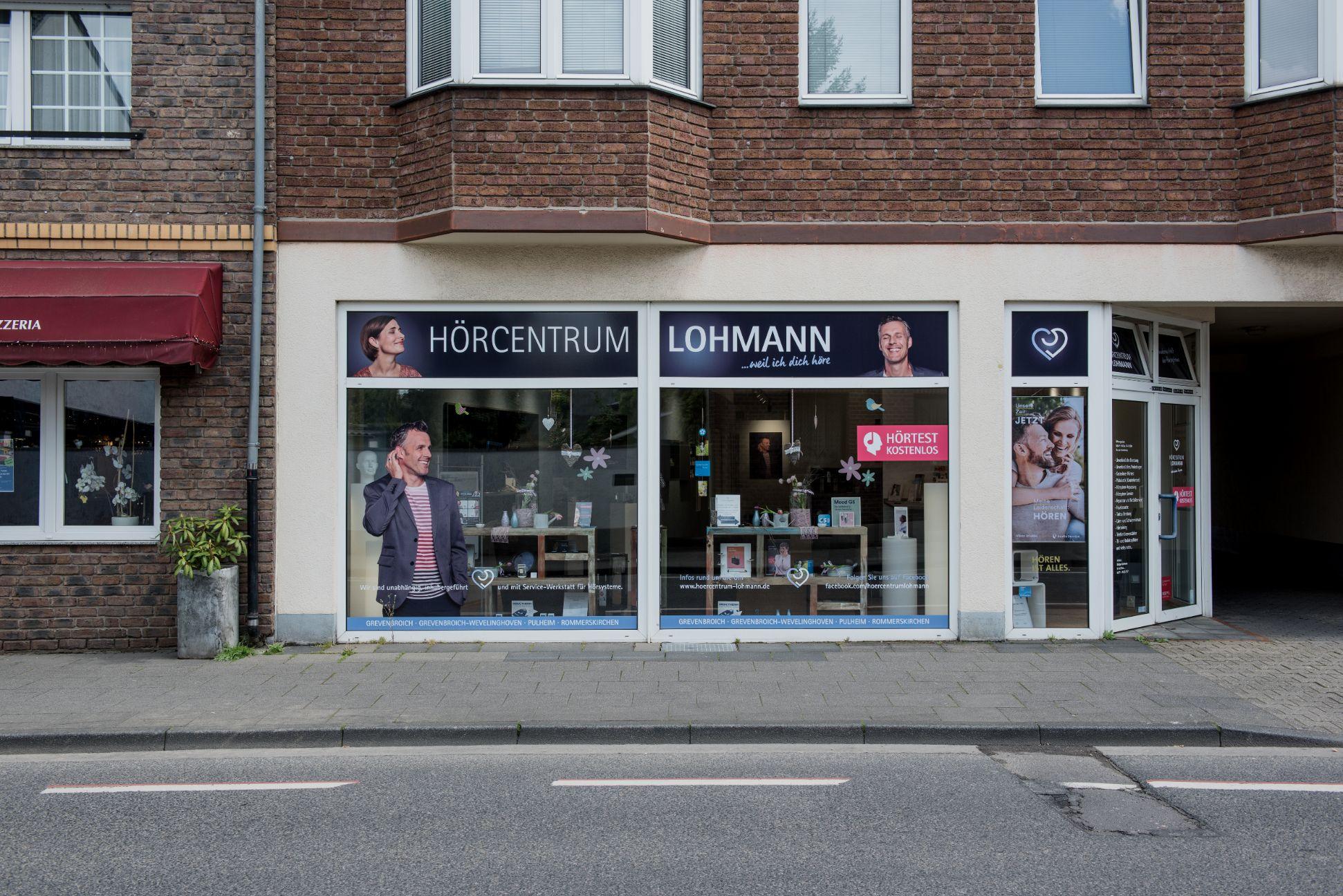 Hörcentrum Lohmann