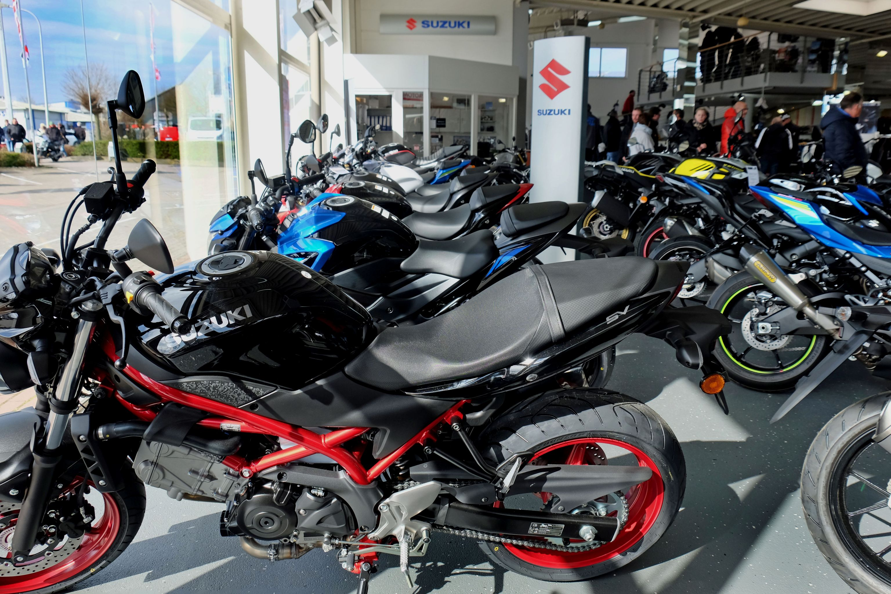 Motorrad Bögel