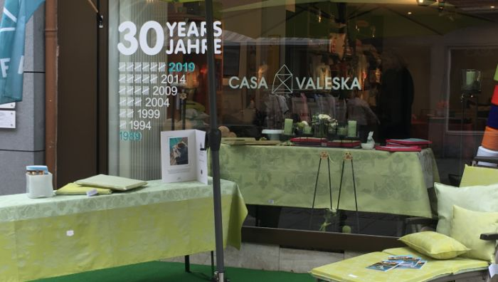Casa Valeska Wohnaccessoires und Verpackungsideen
