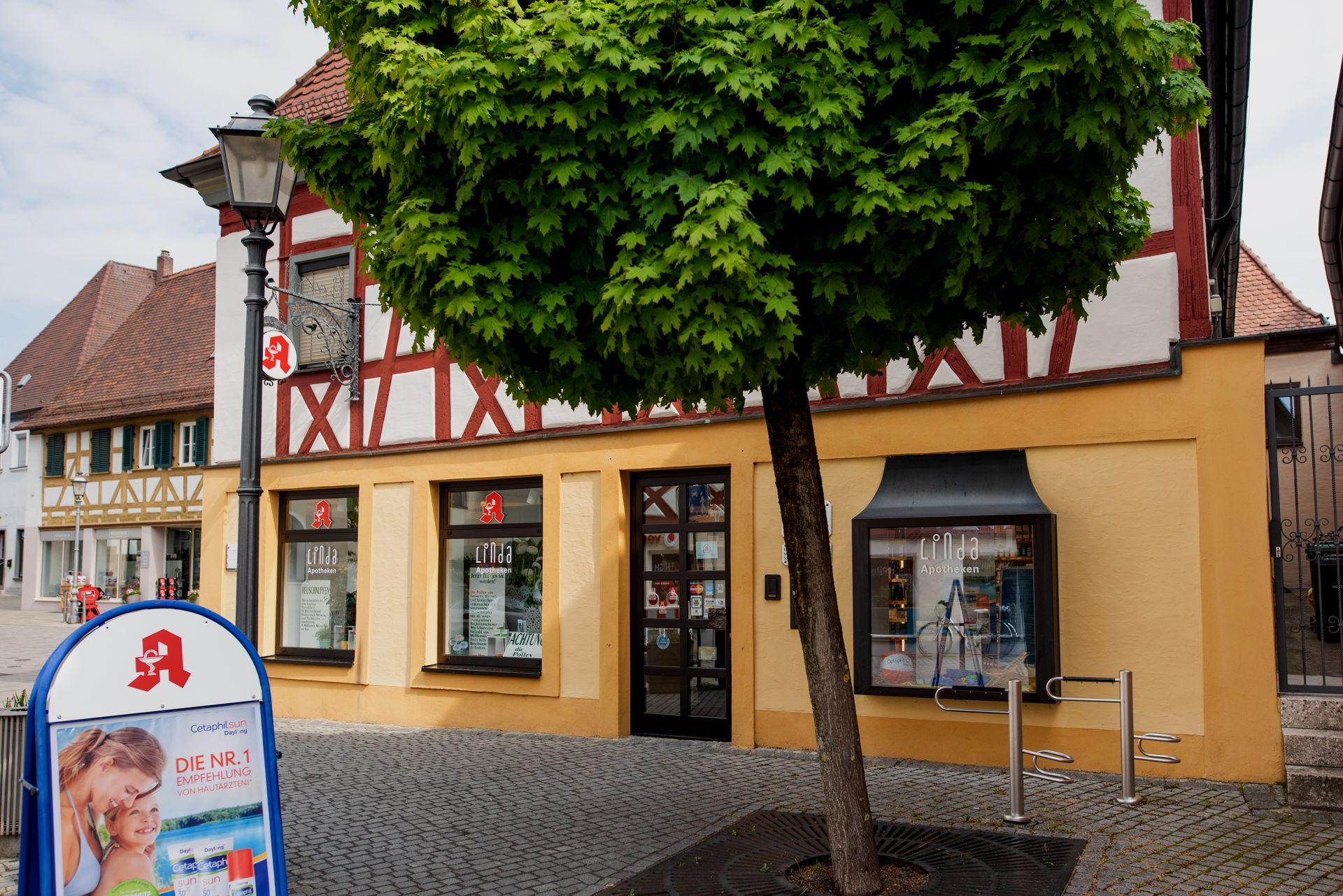 Stadt-Apotheke am Ansbacher Tor