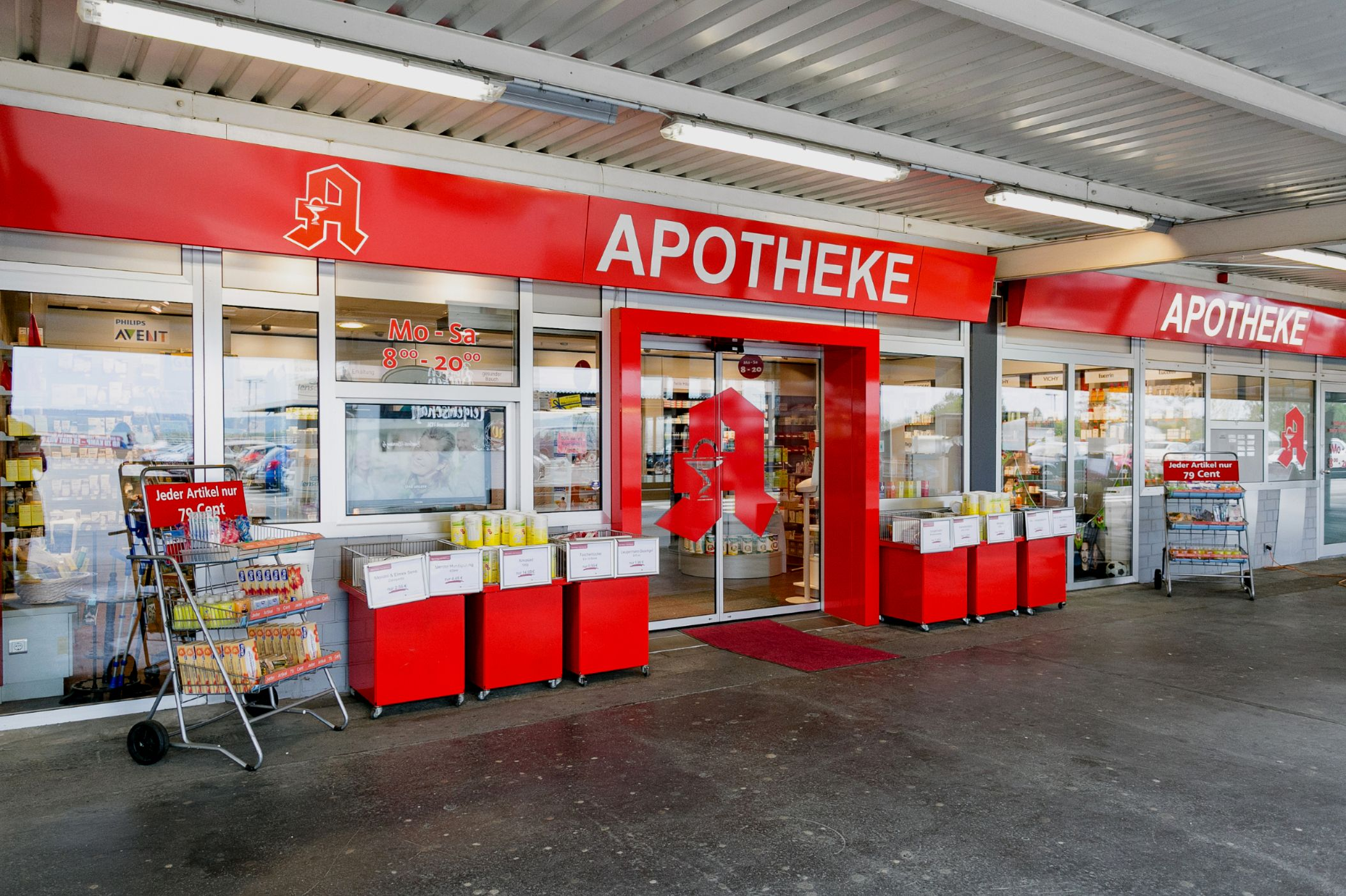 Apotheke im Marktkauf