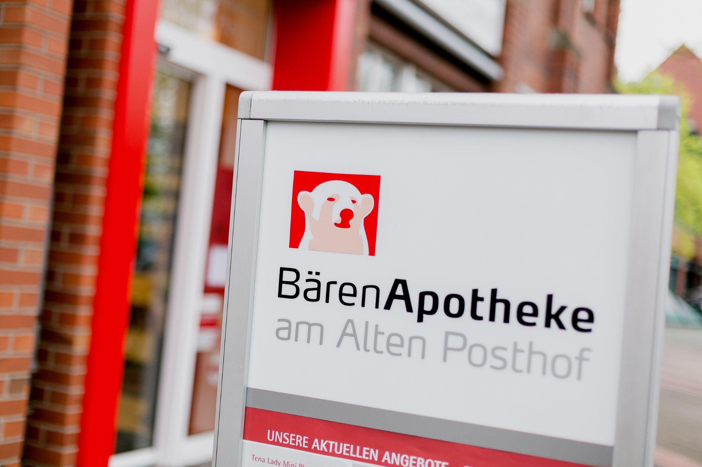 Bären Apotheke am Alten Posthof