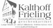 Kalthoff - Frieling