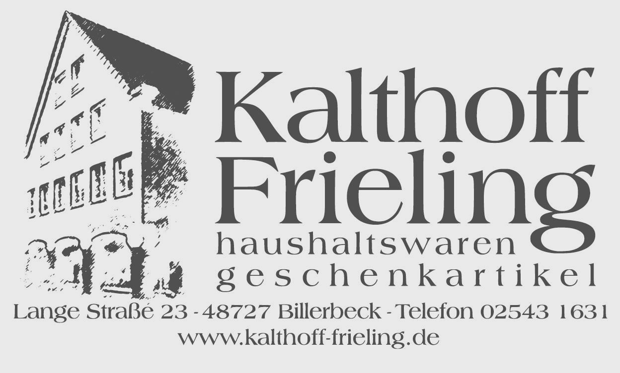 Kalthoff - Frieling