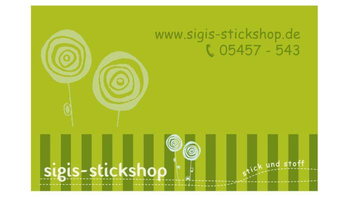 Sigis Stickshop