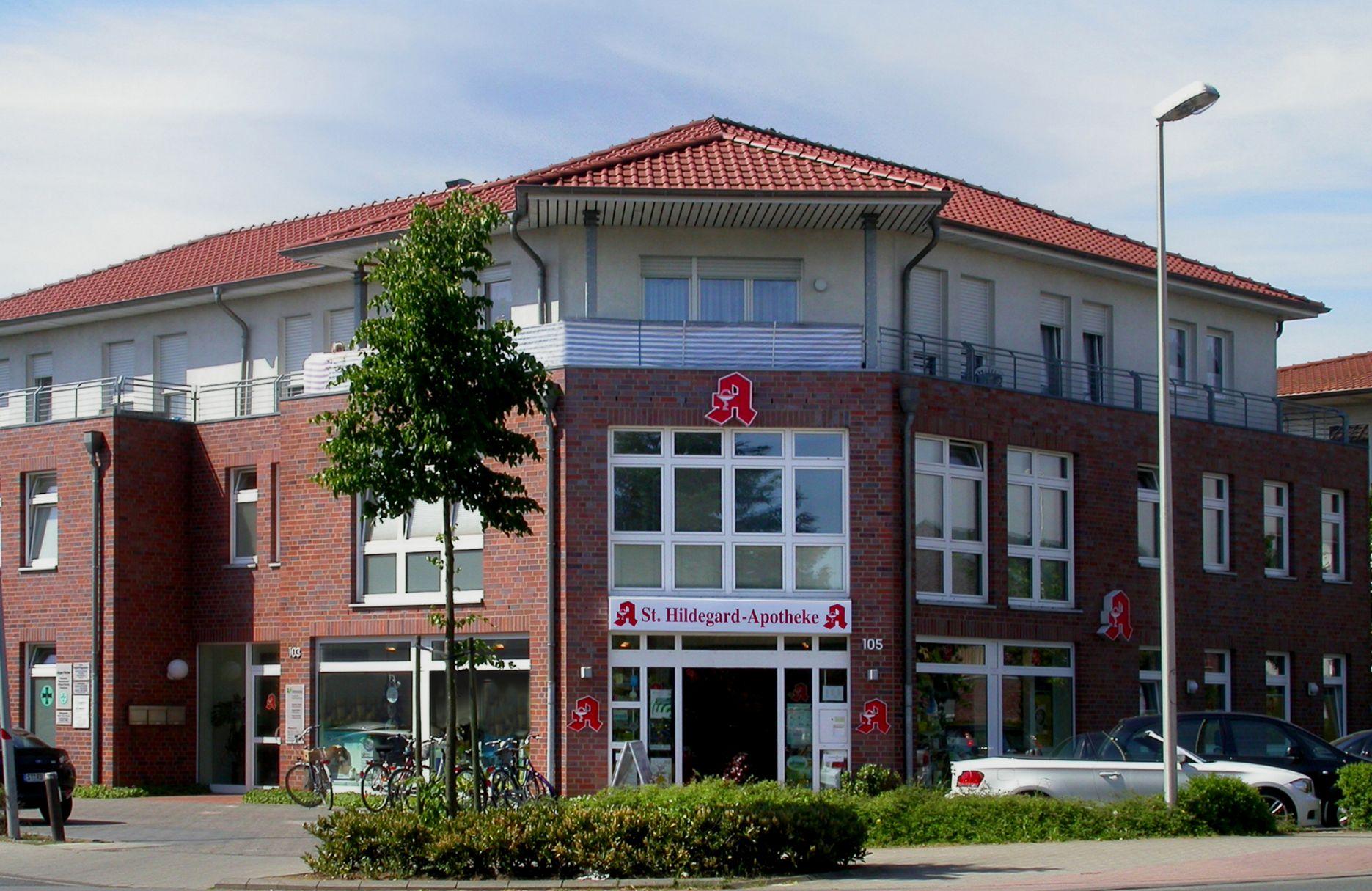 St-Hildegard-Apotheke