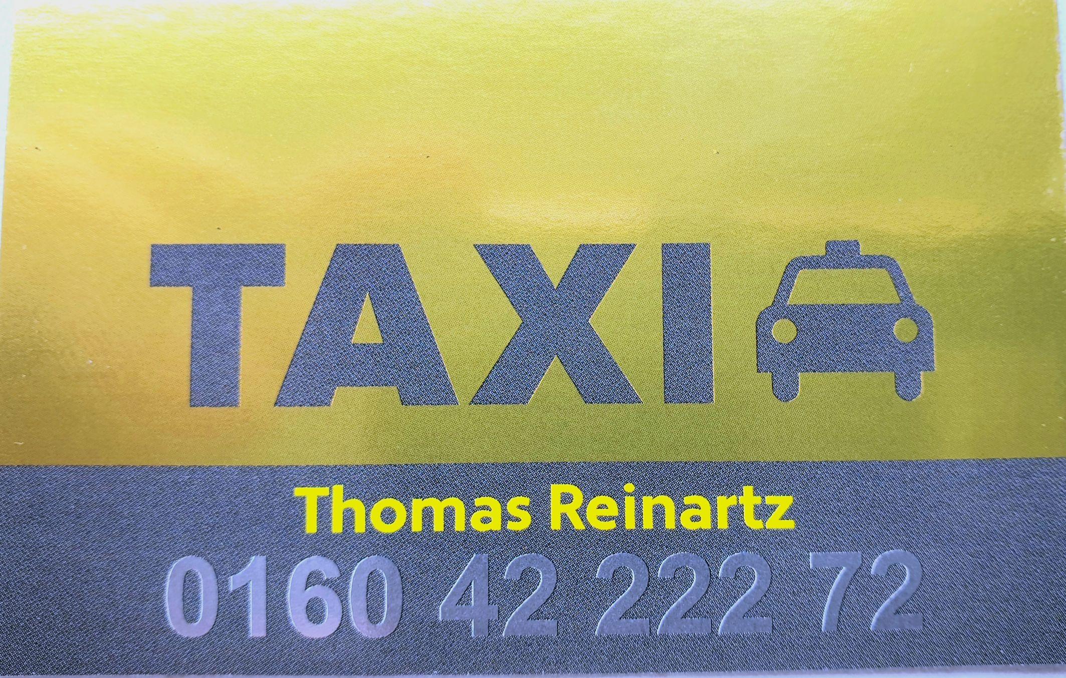 Thomas Reinartz Taxibetrieb