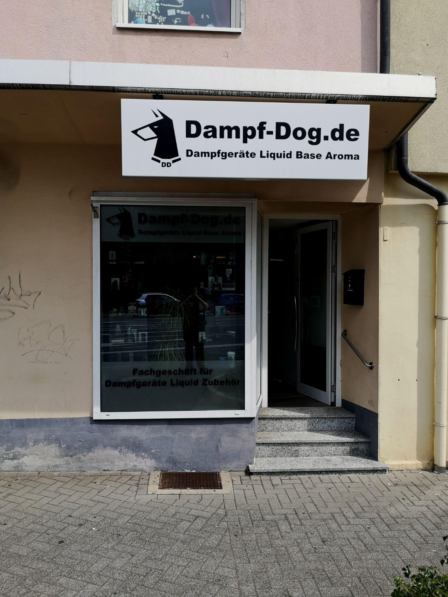 www.dampf-dog.de