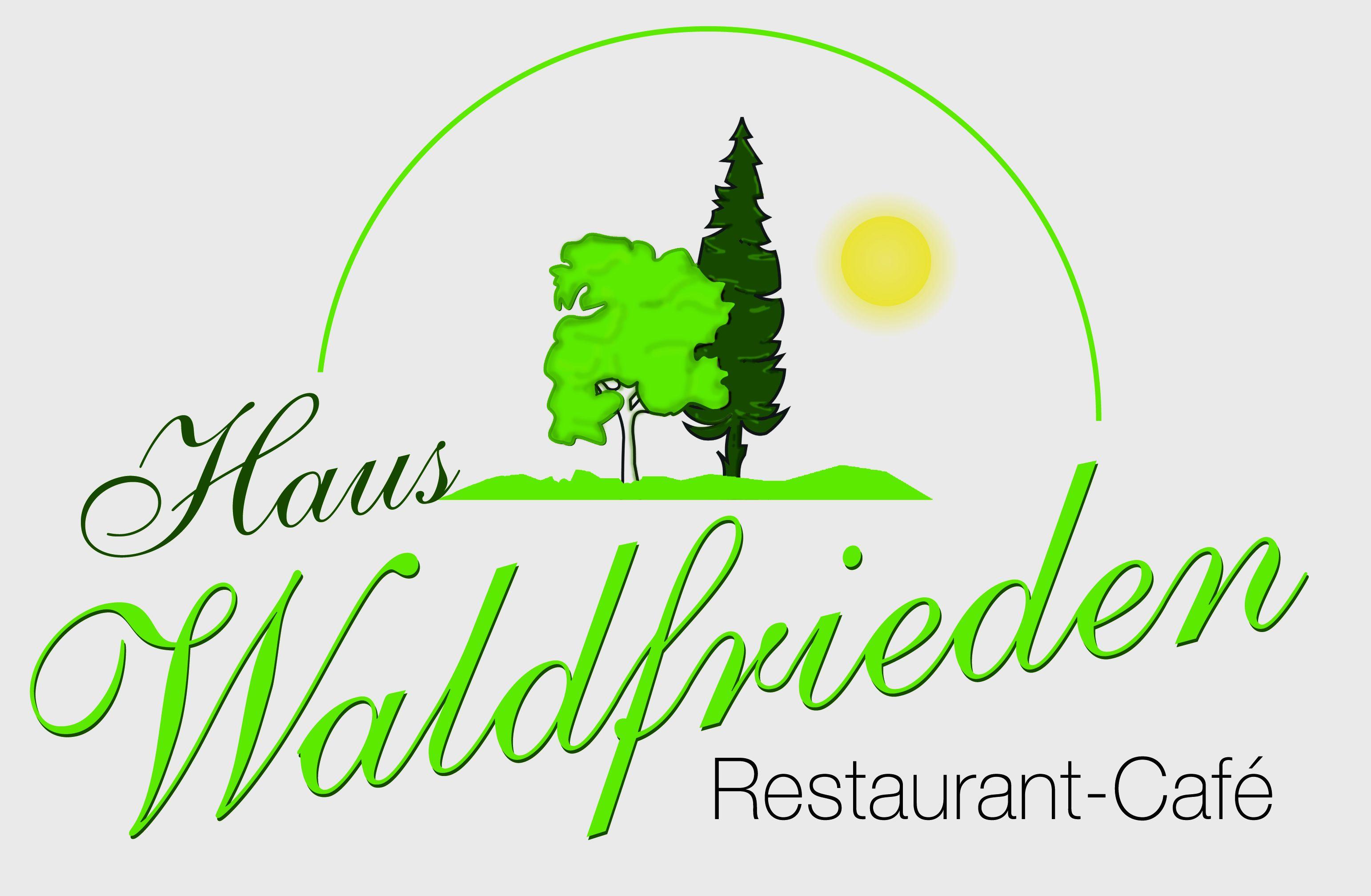 Restaurant-Café Haus Waldfrieden