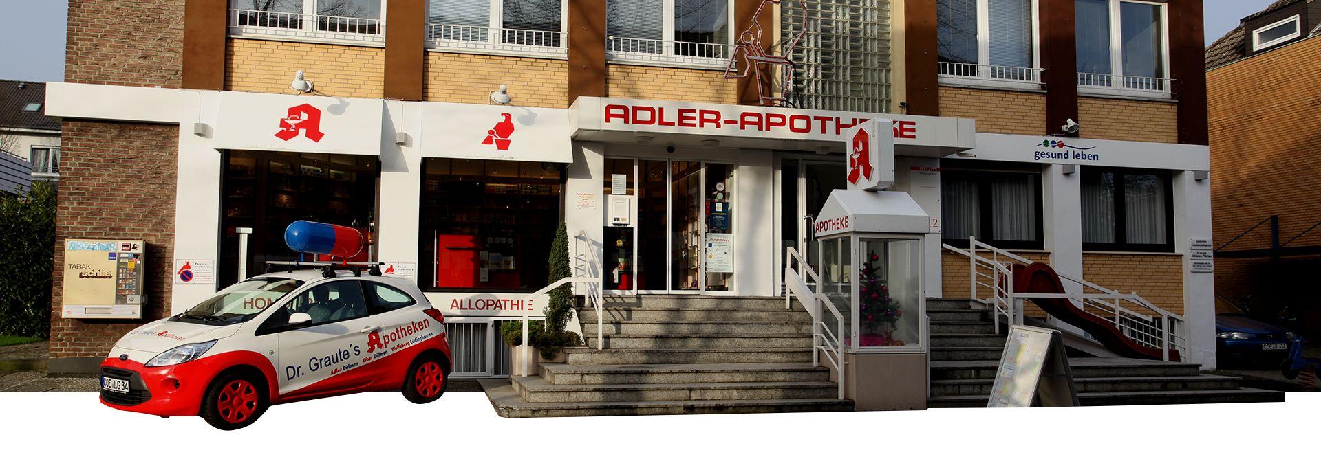 Dr. Graute´s Adler Apotheke