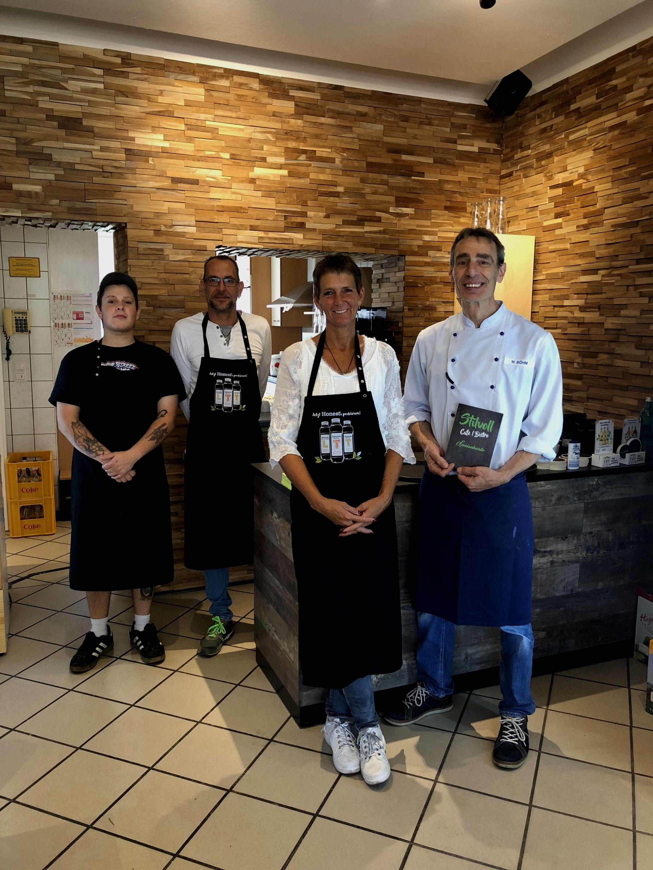 Café / Bistro Stilvoll
