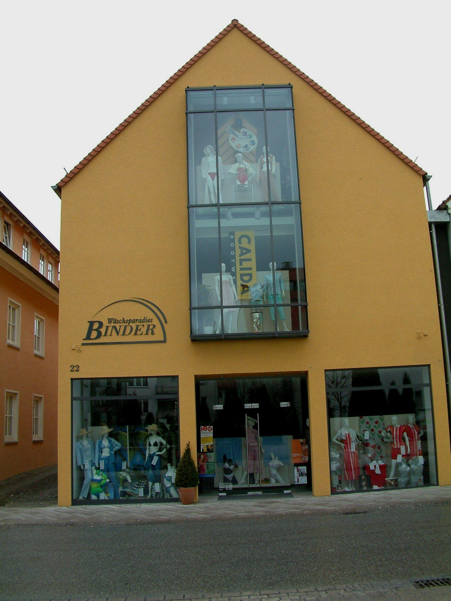 Wäschehaus Binder