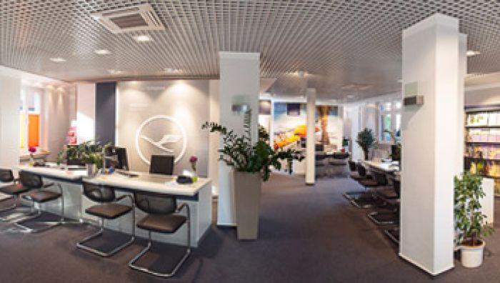 Reisebüro Schlagheck Lufthansa C