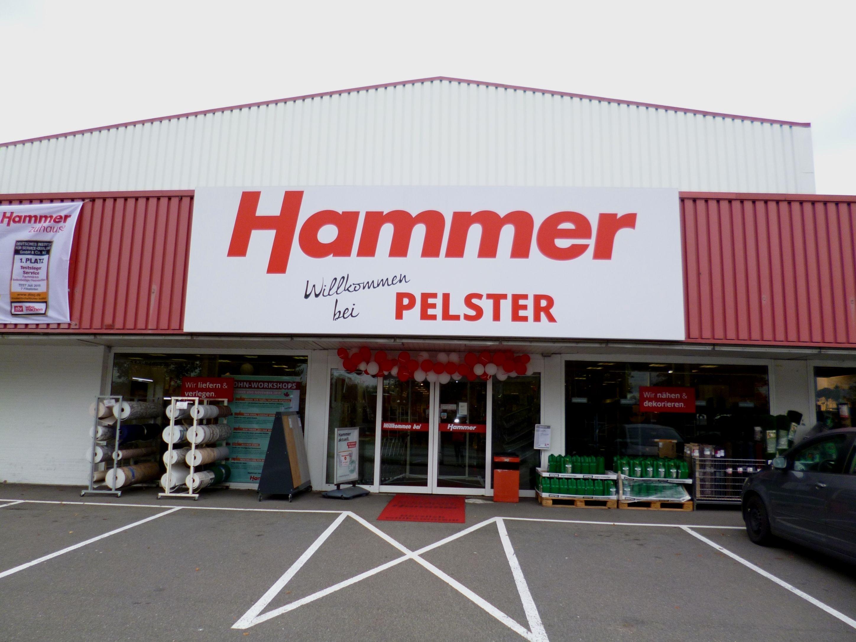 Hammer-Fachmarkt