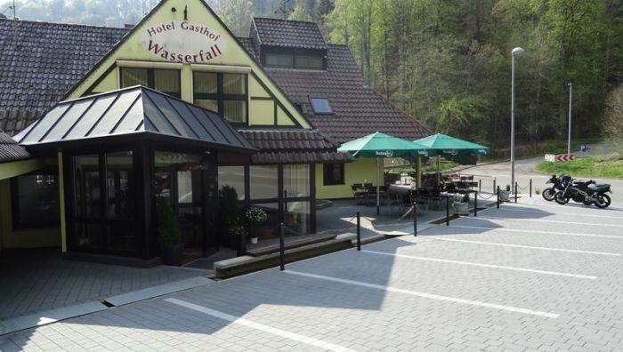 Gasthof-Hotel zum Wasserfall
