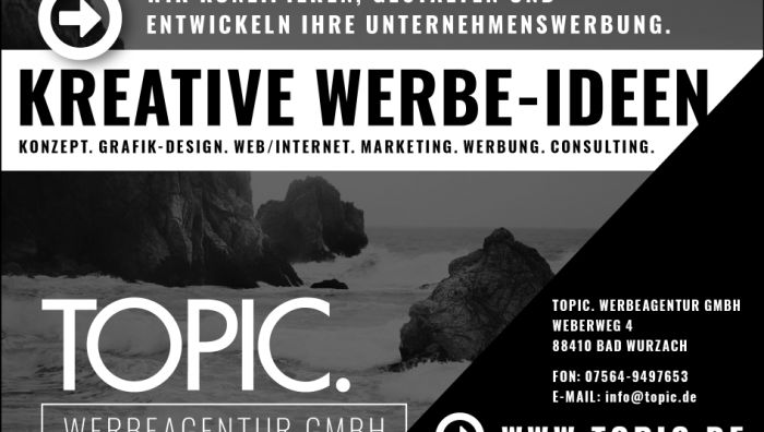 TOPIC. Werbeagentur