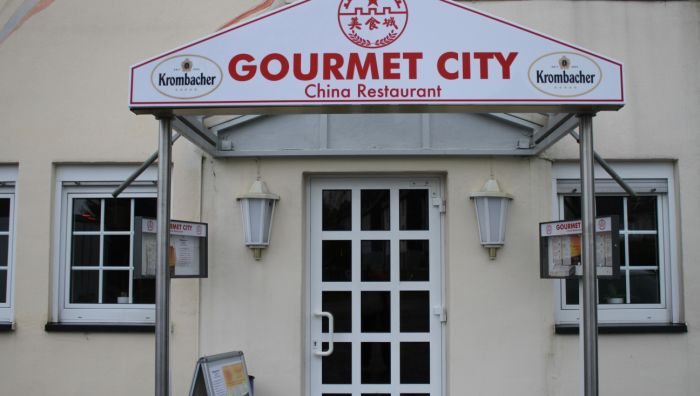 Chinarestaurant Gourmet City