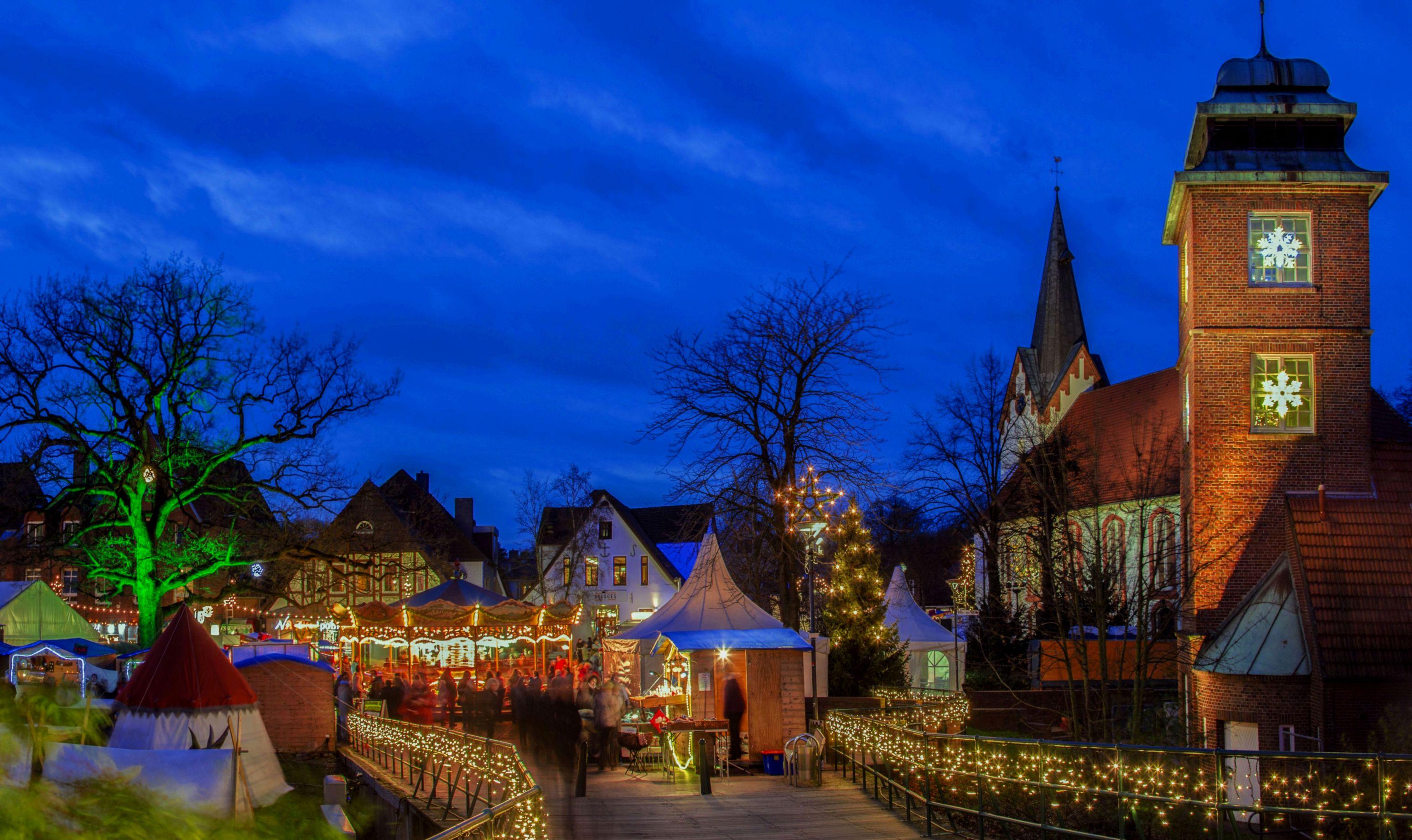 Weihnachtsmarkt / Stadt Osterholz-Scharmbeck