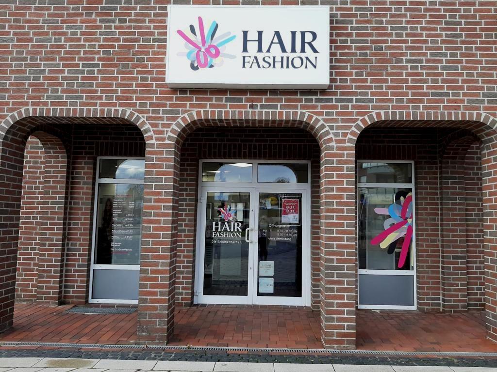 HAIR FASHION Friseur + Shop