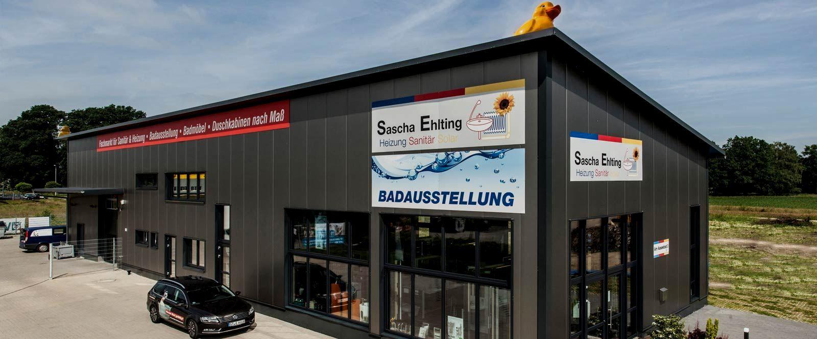 Sascha Ehlting Heizung Sanitär Solar