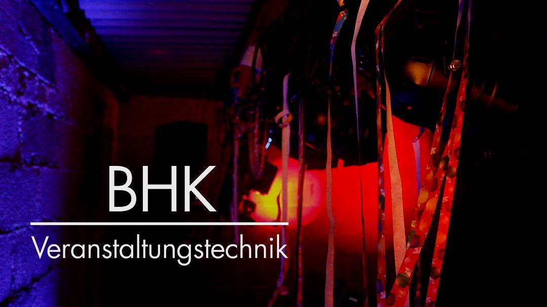 BHK Veranstaltungstechnik