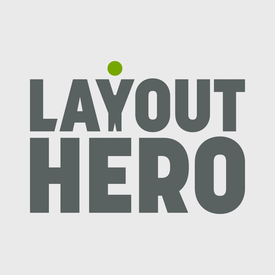 LAYOUT:HERO. Das Grafik-Büro.