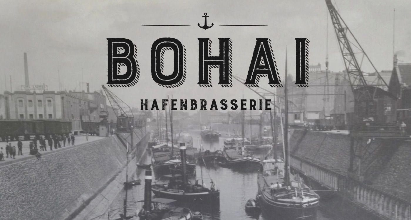 BOHAI Hafenbrasserie