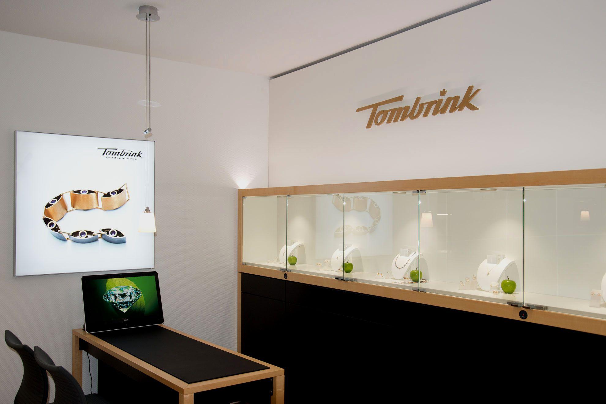 Ihr Uhren- und Goldschmiedehaus Tombrink
