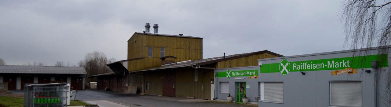 Raiffeisen Münsterland West GmbH, Raiffeisenmarkt