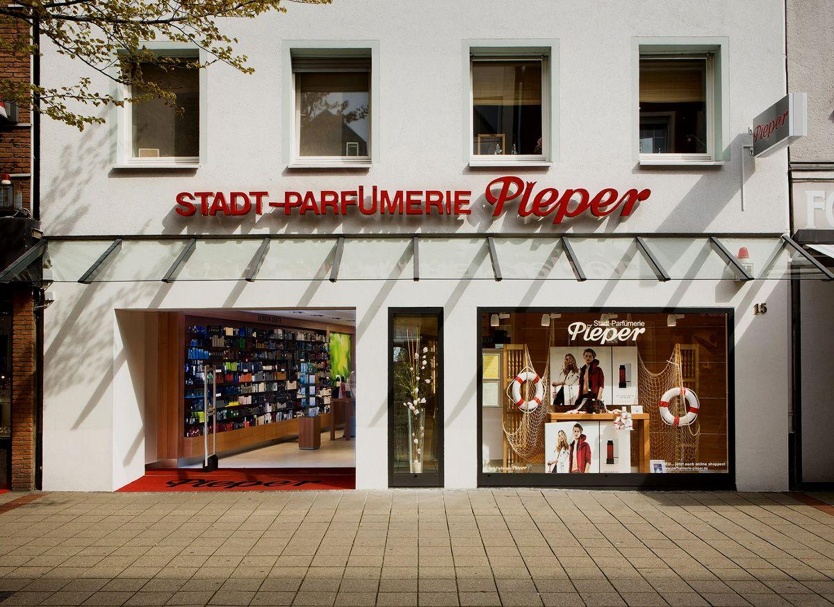 Stadt-Parfuemerie Pieper