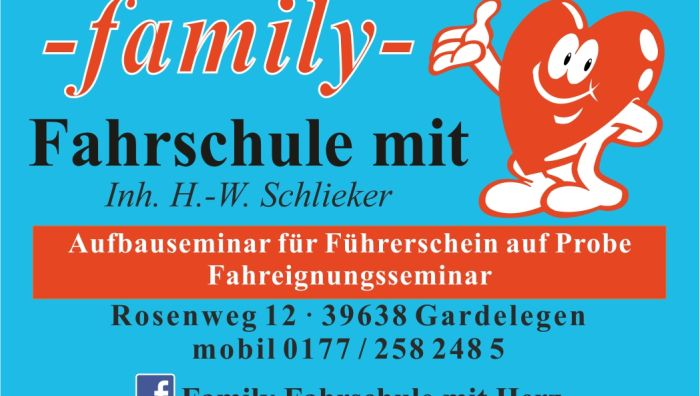 -family- Fahrschule mit Herz