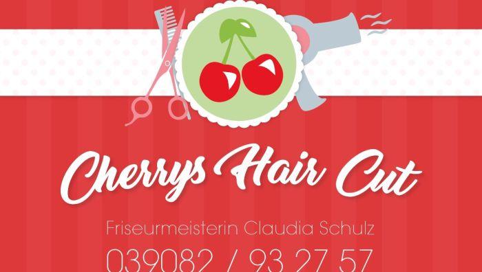 Cherry's Hair Cut