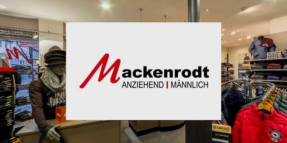 Mackenrodt Mode für Männer