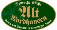 """Gaststätte """"Alt Nordhausen"""""""